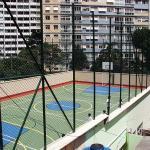 Alambrados para quadras esportivas
