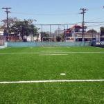 Grama sintética futebol